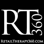 Retail Therapy 360 Logo